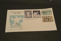PJ2204- FDC  Adressed Universal Editrice Roma  -Vatican City - - 1964 - Paulus Vi Missionarius Apostolicus - Bombay - Popes