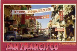 San Francisco - Chianatown - Formato Grande Non Viaggiata – E 3 - Cartoline