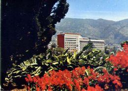 Savoy Hotel - Funchal - Madeira - Formato Grande Viaggiata – E 3 - Cartoline