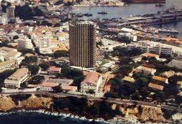 Senegal Dakar - Vue Aerienne - Aerial View Luftblick - Formato Grande Viaggiata – E 3 - Cartoline