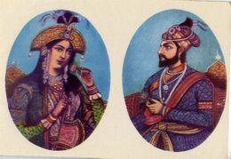 Shah Jahan Mumtaz Mahal - Formato Grande Non Viaggiata - E 3 - Cartoline