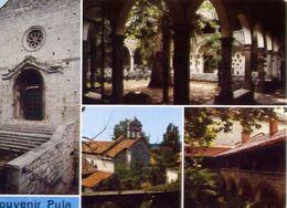 Souvenir Pila - Formato Grande Viaggiata Mancante Di Affrancatura – E 3 - Cartoline