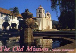 The Old Mission - Santa Barbara - Formato Grande Non Viaggiata - E 3 - Cartoline