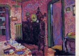 Wassily Kandinsky - Munchen - Formato Grande Viaggiata Mancante Di Affrancatura – E 3 - Cartoline