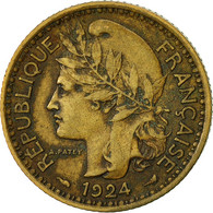 Cameroun, Franc, 1924, Paris, TTB, Aluminum-Bronze, KM:2 - Cameroon