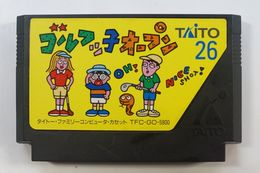 Famicom : Golf Ko Open TFC-GO-5900 - Other