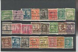 50404 ) Collection Precancel - United States