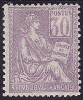 V/Verso * N° 115 Neuf * - 1900 /1901 - 1900-02 Mouchon