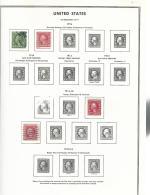 55448 ) Collection USA 1914 -17 - Estados Unidos