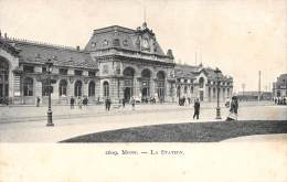 MONS - La Station - Mons