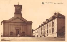NEUFCHATEAU - Eglise Et Presbytère - Neufchâteau