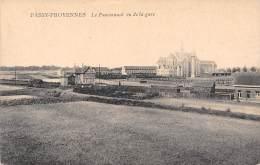 PASSY-FROYENNES - Le Pensionnat Vu De La Gare - Tournai