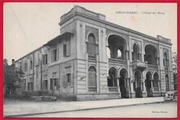 CPA MADAGASCAR - DIEGO-SUAREZ - L'Hôtel Des Mines ° Edition Razafy - Madagascar