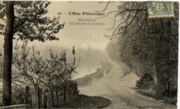 95 L'Oise Pittoresque - NEUVILLE - Le Chemin De La Rivière - Neuville-sur-Oise