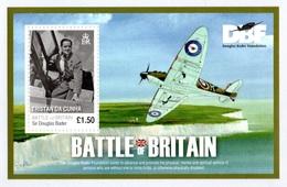 TRISTAN DA CUNHA 2010 70th Anniversary Of The Battle Of Britain: Miniature Sheet UM/MNH - Tristan Da Cunha
