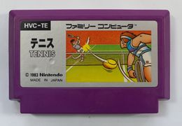 Famicom : Tennis HVC-TE - Other