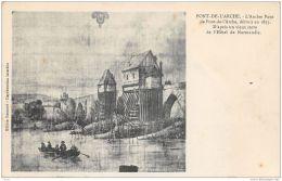 27-PONT DE L ARCHE-N°428-B/0379 - Pont-de-l'Arche