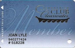Suquamish Clearwater Casino - Suquamish, WA - Slot Card - Cartes De Casino