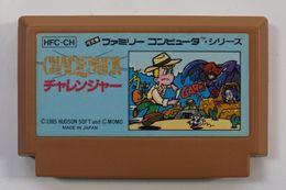 Famicom : Challenger HFC-CH - Elektronische Spelletjes
