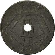 Belgique, 10 Centimes, 1942, TB, Zinc, KM:125 - 02. 10 Centimes