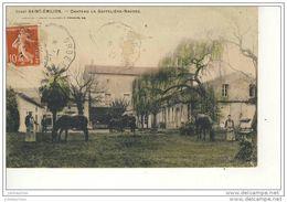 SAINT EMILION CHATEAU LA GAFFELIERE NAUDES - Saint-Emilion