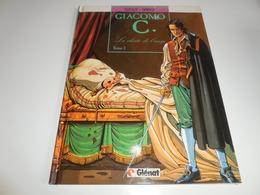EO GIACOMO C. TOME 2/ TBE - Giacomo C.