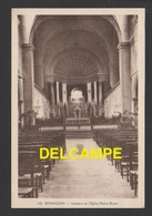 DD / 25 DOUBS / BESANÇON / INTÉRIEUR DE L' EGLISE NOTRE-DAME - Besancon