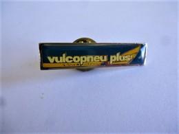 PINS VULCOPNEU PLUS / 33NAT - Badges