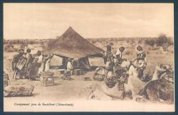 Mauritanie Campement Près De Boutilimit - Mauritania