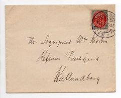 - Lettre KJØBENHAVN (Copenhague) Pour Kalundborg 16.5.1895 - A ETUDIER - - Lettres & Documents