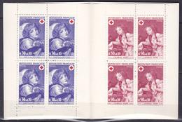 France 1971 N°Y.T. : C 2020 (1700 Et 1701) ** - Carnets