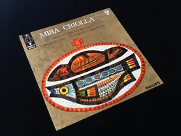 Vinyle 33 Tours   Misa Criolla   Ariel Ramirez  (1966) - Vinyl Records