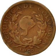 Colombie, 5 Centavos, 1953, TTB, Bronze, KM:206 - Colombia