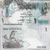 Qatar 2015 - 1 Riyal - Pick 28 UNC - Qatar