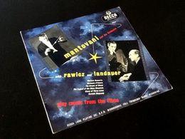 Vinyle 33 Tours Mantovani Et Son Orchestre Avec Rawicz Et Landauer  (1957) - Vinyl Records