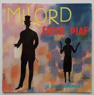 - EDITH PIAF - Milord - - Other - French Music