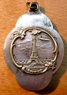 MIROIR LA TOUR EIFFEL PARIS - Obj. 'Remember Of'