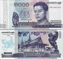 Cambodia 2016 (2017) - 1000 Riels - Pick NEW UNC - Cambodia