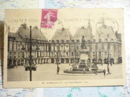 La Place Ducale - Charleville