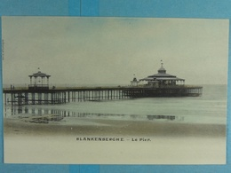 Blankenberghe Le Pier - Blankenberge
