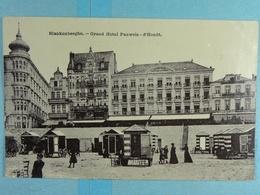 Blankenberghe Grand Hôtel Pauwels D'Hondt - Blankenberge