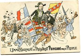 POLITIQUE(POINCARE) - Satirical