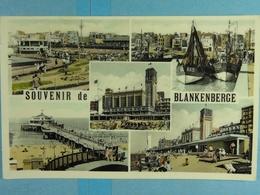 Souvenir De Blankenberghe - Blankenberge