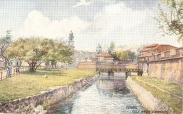 """""""Penang. Dich Of The Fort Cornwallis"""" Tuck Oilette Wide-wide-world Series PC # 8961 - Tuck, Raphael"""