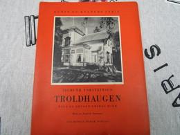 TROLDHAUGEN De Sigmund TORSTEINSON (96 Pages) Dédicacée Par L'Auteur - Langues Scandinaves