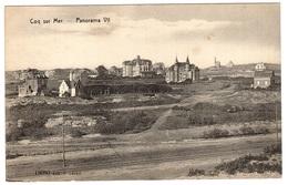 DE HAAN - LA COQ - COQ-SUR-MER - Panorama VII - Ed. F. Lesoin, N° 19080 - De Haan