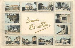 IS SUR TILLE - Souvenir, Carte Multi-vues. - Is Sur Tille