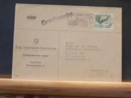 76/934 LETTRE POUR AUTRICHE  1956 - Officials