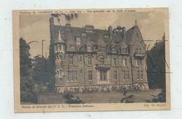 Arques-la-Bataille (76) : Le Domaine De Calmont Maison De Retraite Des PTT Fondation Dufresne En 1930 PF. - Arques-la-Bataille