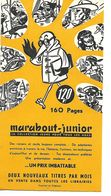 Buvard / Librairie MARABOUT-JUNIOR - Buvards, Protège-cahiers Illustrés